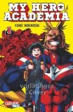 Horikoshi, Kohei My Hero Academia 01