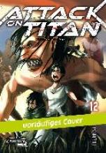 Isayama, Hajime Attack on Titan 12