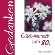 Glck-Wunsch zum 80.