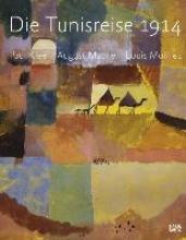Baumgartner, Michael Die Tunisreise 1914