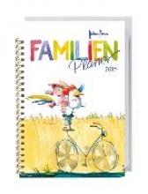 Helme Heine Familienplaner Buch 2016. DIN A5-Format