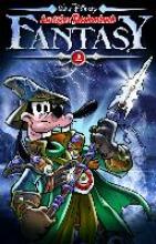 Disney, Walt Lustiges Taschenbuch Fantasy 02