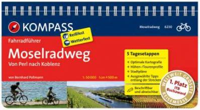 Pollmann, Bernhard FF6230 Moselradweg Kompass