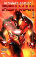 Edmondson, Nathan Ultimate Comics: Iron Man 01