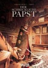 Jodorowsky, Alexandro Der schreckliche Papst 02