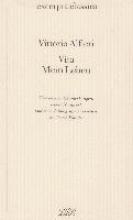 Alfieri, Vittorio Vita-Mein Leben