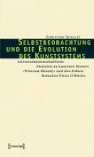 Schuldt, Christian Selbstbeobachtung und die Evolution des Kunstsystems