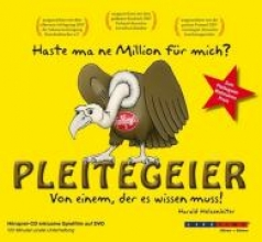 Holzenleiter, Harald Pleitegeier. CD & DVD