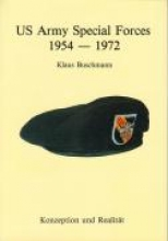 Buschmann, Klaus US Army Special Forces 1954-1972