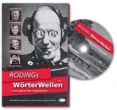 RODING RODINGs WörterWellen. CD + Buch