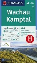 , Wachau, Kamptal 1:50 000