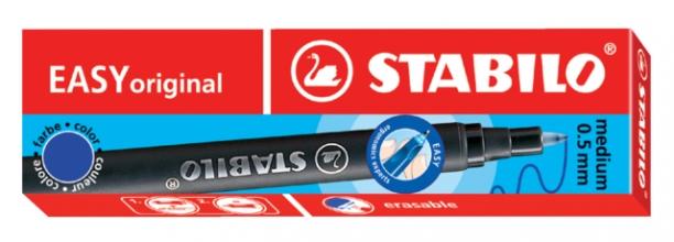, Rollerpenvulling STABILO Easy Original rood  0.5mm
