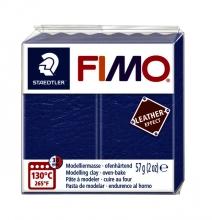 , Klei Fimo  leather-effect 57 gr indigo