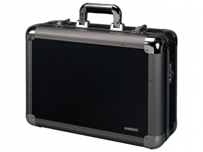 , Multifunctionele koffer Alumaxx Explorer aluminium zwart