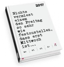 Funi Funi Smart Art Taschenkalender 2017