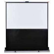 , Projectiescherm Nobo draagbaar 160x100cm vloermodel