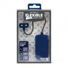 , The Really Flexible Book Light - Blue