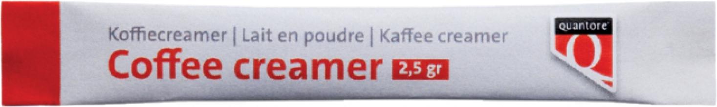, Koffiecreamer Quantore sticks 2,5gram 1000stuks