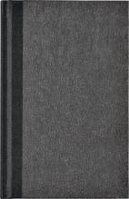 , Notitieboek Octavo 103x165mm 288blz gelinieerd grijs gewolkt