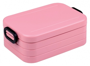 , Lunchbox Take a break midi Nordic roze