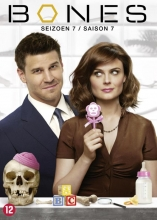 Bones Season 7 DVD /