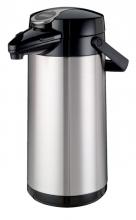 , Thermoskan Bravilor Airpot 2,2 liter dubbel wandig RVS