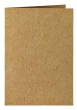 , Correspondentiekaart Papicolor dubbel 105x148mm Bruin