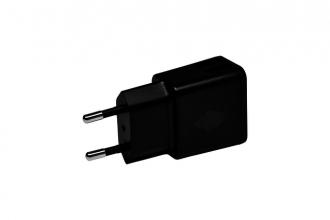 , Oplader Green Mouse USB-A 2X 2.4A zwart