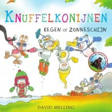 David  Melling Knuffelkonijnen Regen of zonneschijn
