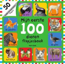 Amy Oliver Roger Priddy  Nicola Friggens  Natalie Munday, Mijn eerste 100 dieren flapjesboek