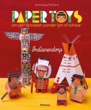 Raphael  Hadid Paper Toys Indianendorp