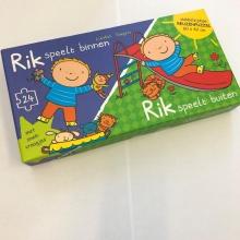 Liesbet Slegers , Rik puzzel
