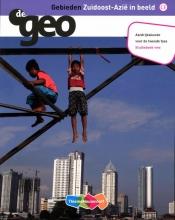 I.G.  Hendriks De Geo Gebieden Zuidoost-Azie in beeld Studieboek vwo