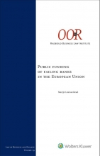 , Public funding of failing banks in the European Union