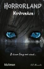 K.R. Alexander , Verdronken