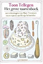 Toon  Tellegen Het grote taartenboek