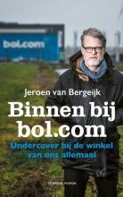 Jeroen van Bergeijk , Binnen bij bol.com
