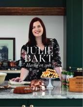 Julie Van den Driesschen , Julie bakt hartig en zoet