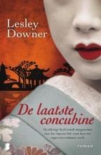Lesley Downer , De laatste concubine