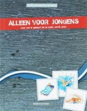 J.  Janssen-van den Barg Janssen - Alleen voor jongens