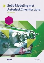 Jan  Bootsma Solid modeling met Autodesk Inventor 2019