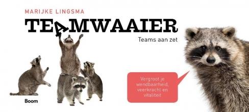 Marijke  Lingsma Teamwaaier