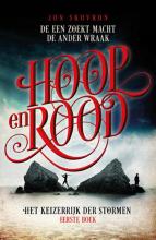 Jon Skovron , Hoop en rood