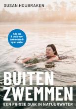 Susan Houbraken , Buiten zwemmen
