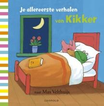 Max Velthuijs , Je allereerste verhalen van Kikker