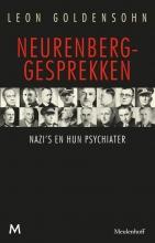 Leon Goldensohn , Neurenberg-gesprekken
