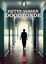 Hetty  Visser Doodzonde  - grote letter uitgave