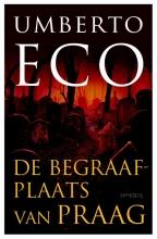 Umberto  Eco De Begraafplaats van Praag