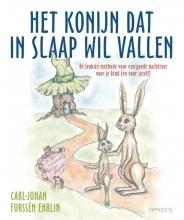 Carl-Johan  Forssén Ehrlin Het konijn dat in slaap wil vallen