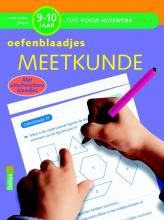 Kathleen  Carlier Tijd voor Huiswerk Oefenblaadjes- meetkunde 9-10 jaar